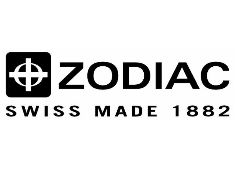 Logotipo de la marca relojera Zodiac